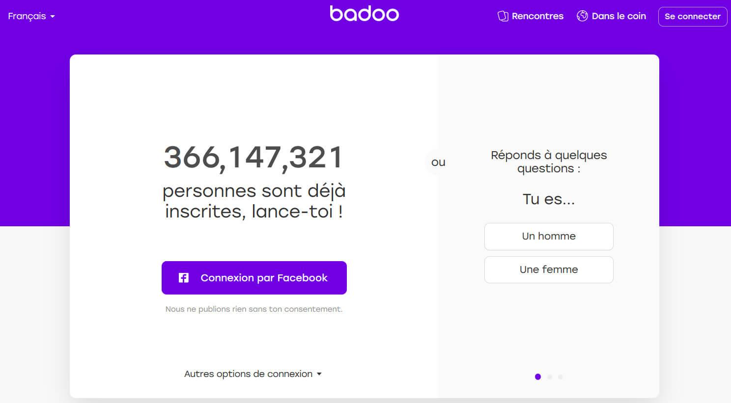 Badoo France: Trouver l'amour parmi des millions de membres